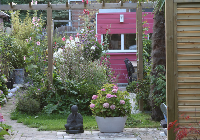 tuin zomer 2011